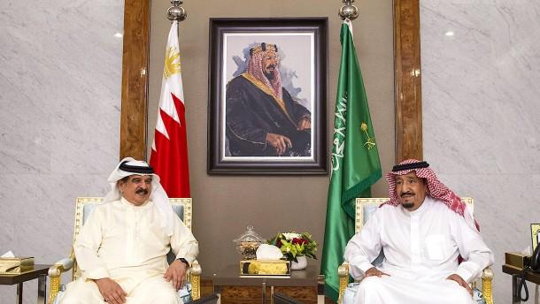Bahrain gibt Qatar alleinige Schuld für Krise