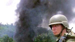 Blutige Zusammenstösse zwischen Militär und Rebellen
