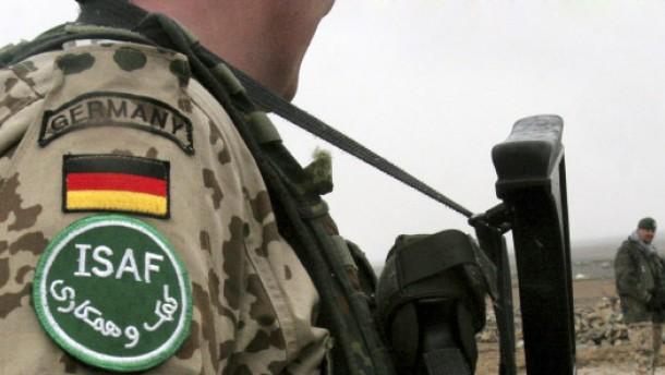 deutscher isaf-soldat afghanistan