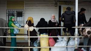 Türkei fordert Zehn-Kilometer-Schutzzone