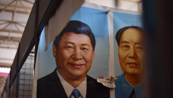 Kommunistische Partei Chinas: Xi Jinpings Gedanken formen das Statut