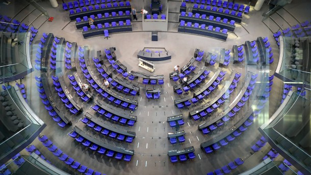 Das gelähmte Parlament