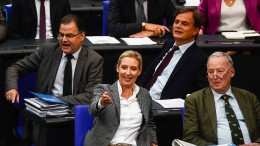 AfD verdrängt SPD als zweitstärkste Kraft