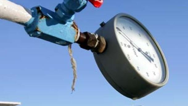 Rußland dreht Ukrainern Gas ab