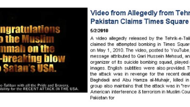 Taliban bezichtigen sich des Anschlagsversuchs