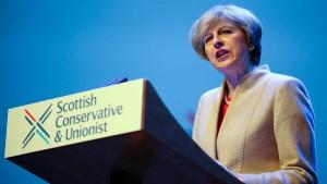 Schottische Regierung besessen von Unabhängigkeit