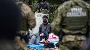 Erpressung mit Flüchtlingen: Erdogan, Lukaschenko, jetzt Polen?