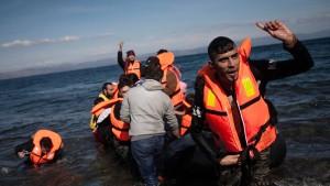 Neuer Rekord bei Zahl der Mittelmeer-Flüchtlinge