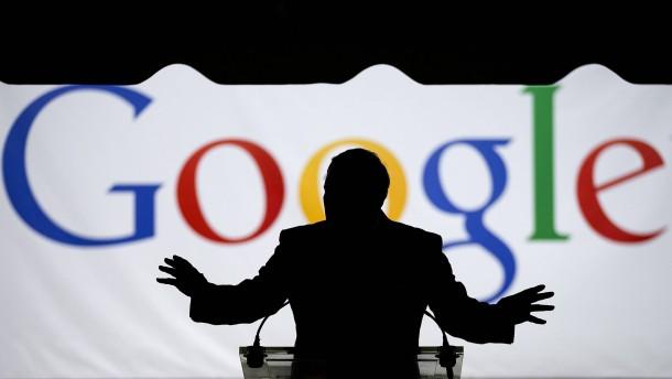 Amerika ist abgebrannt, wir leben jetzt in Google-Land