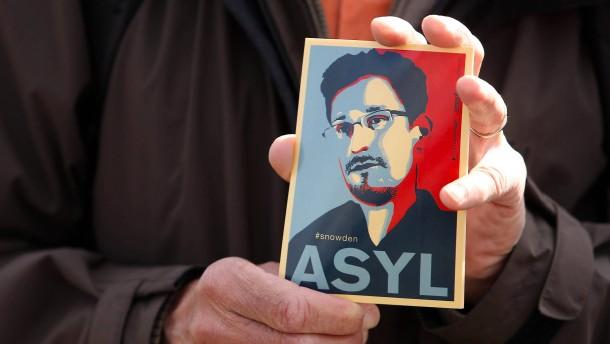 Russland verlängert Snowdens Visum