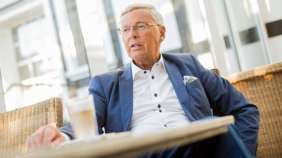 War von 2000 bis 2009 stellvertretender Vorsitzender der Bundestagsfraktion der Union: Wolfgang Bosbach