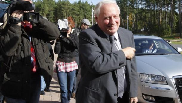 Lafontaine verzichtet auf Fraktionsvorsitz