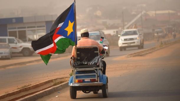 Deutschland erkennt Südsudan als Staat an