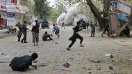 IS bekennt sich zu Anschlag in Dschalalabad