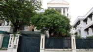 Das Haus des in Berlin entführten Vietnamesen, Trinh Xuan Thanh, in Hanoi