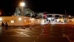 Andorras Schutzmasken und Gibraltars Glück