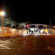 Alles wie immer: Die Grenze zwischen Gibraltar und Spanien