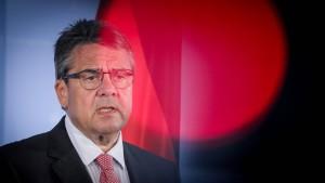 Gabriel will amerikanische Sanktionen nicht hinnehmen