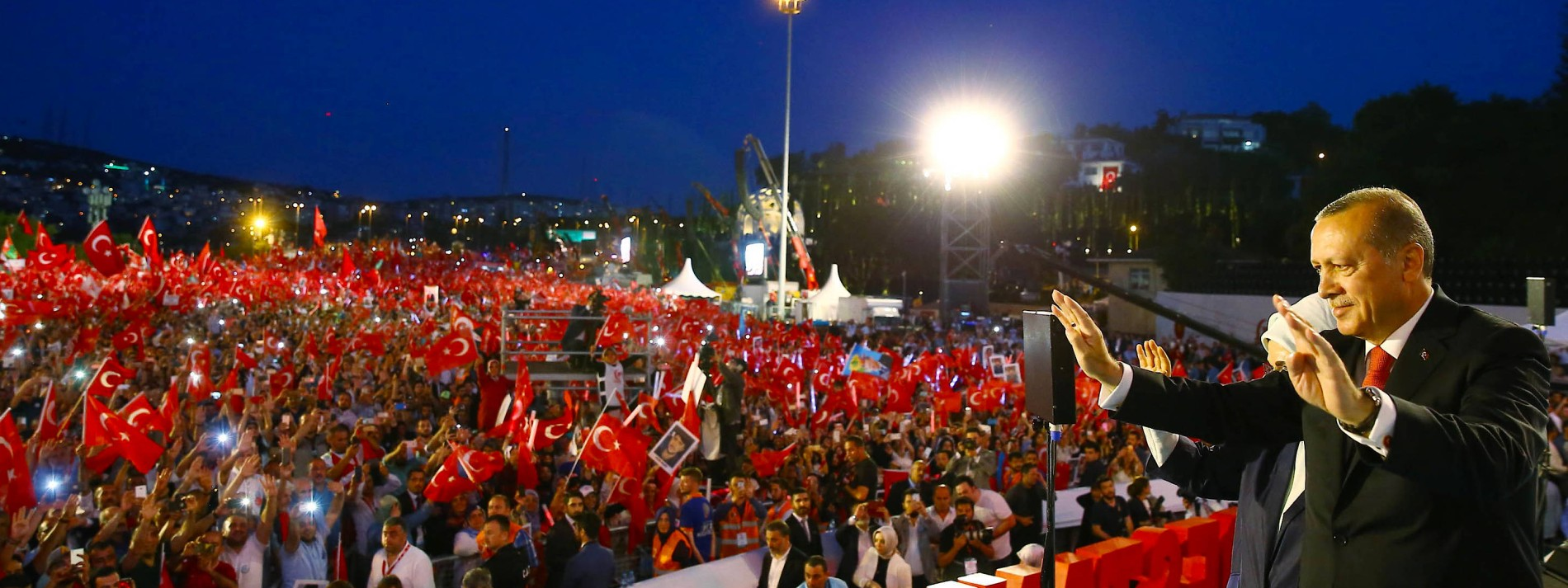 Erdogans dunkle Jahre