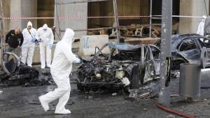 Mehrere Tote bei Anschlag auf Oppositionspolitiker