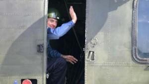 Britische Soldaten zurück in der Heimat