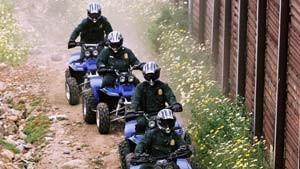Bush schickt Nationalgardisten an die Grenze
