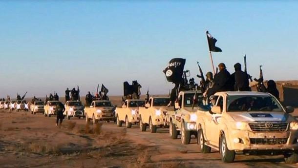 IS tötet chinesische Deserteure