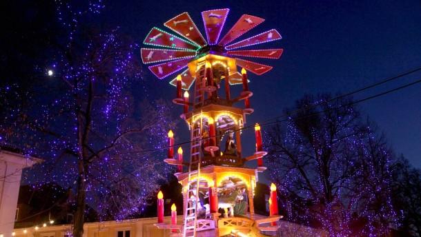 Weihnachtsmarkt in Potsdam eröffnet