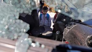 Mehrere Tote bei Anschlägen in Jerusalem