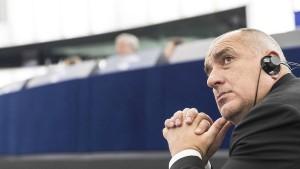 Bulgariens Regierung übersteht Misstrauensvotum