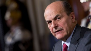 Bersani mit Regierungsbildung beauftragt