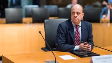 Der SPD-Bundestagsabgeordnete Michael Hartmann als Zeuge im Edathy-Untersuchungsaausschuss