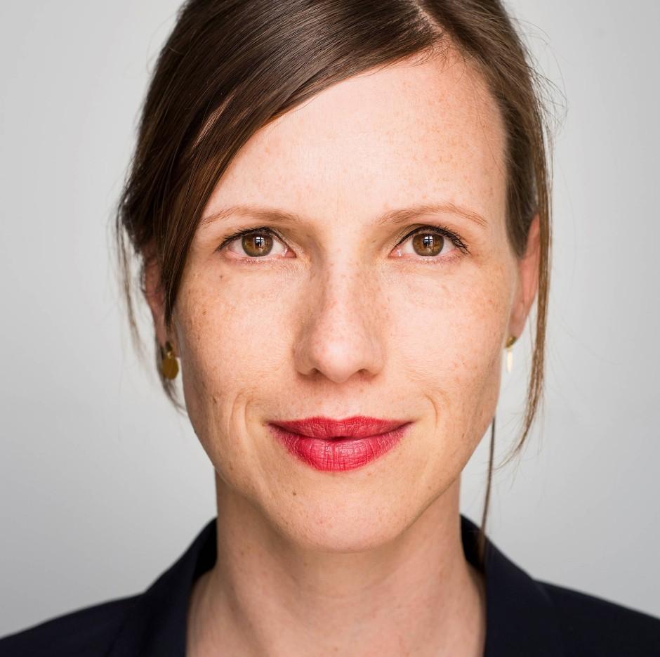 Dr. Claudia Huber leitet das Europaprogramm der Alfred Herrhausen Gesellschaft.