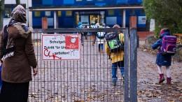 Vorerst kein Beschluss zu schärferen Corona-Auflagen für Schulen