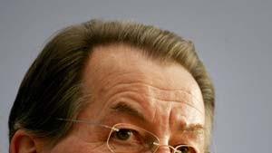 Beck: Müntefering geht als Vizekanzler ins Kabinett