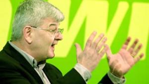 Grüne debattieren Irak-Kurs und Zuwanderung