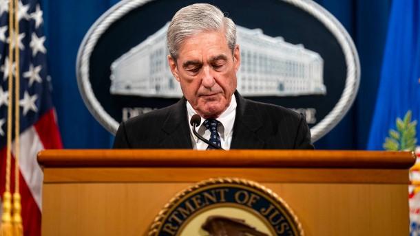 Der Schlussakkord des Robert Mueller