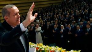 Eine neue Etappe Erdogan