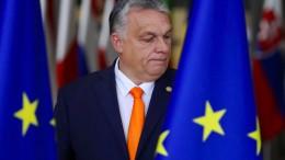 """""""Ernste Besorgnis"""" über Lage in Ungarn"""
