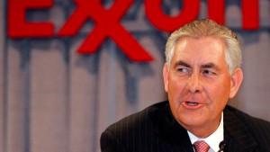 Tillerson kappt Verbindungen zu ExxonMobil