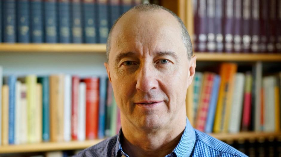 Osteuropaforscher Professor Gerd Hentschel