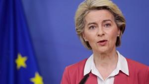 """""""70 Prozent der EU-Bürger mindestens einmal geimpft"""""""