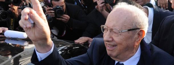 Alter Mann der Zukunft: Tunesiens neuer Präsident Béji Caid Essebsi