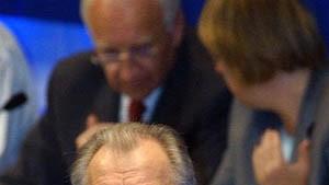 Späth: Unter Schröder werde ich kein Amt übernehmen