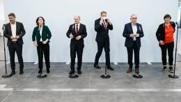 Was haben SPD, Grüne und FDP vereinbart?