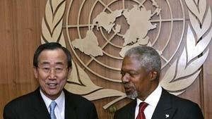 Südkoreas Außenminister will Annan folgen