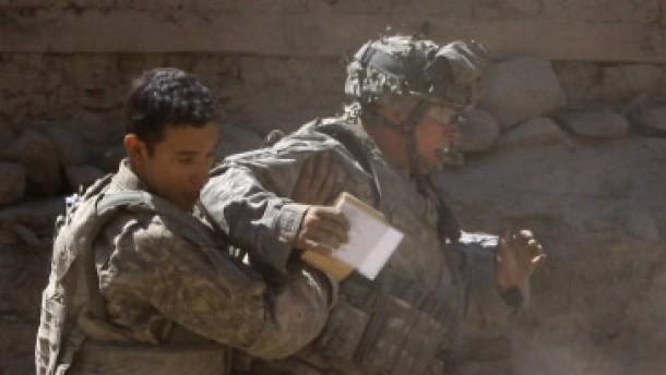 Besorgnis über Lage in Afghanistan