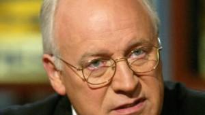 """Cheney: """"Ende der diplomatischen Bemühungen sehr nahe"""""""