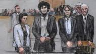 Was ist die passende Strafe für einen Terroristen?
