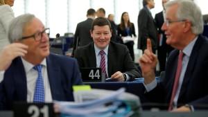 Junckers Mann und Oettingers Beitrag